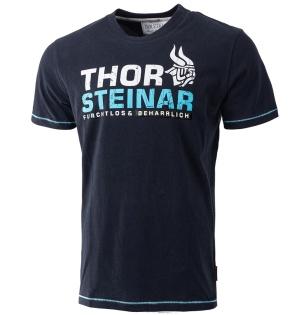 Thor Steinar T-Shirt Furchtlos und Beharrlich enger Schnitt