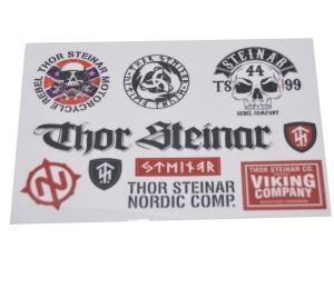 Thor Steinar Aufkleberset I