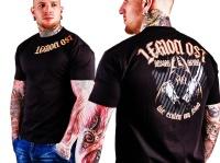 Ansgar Aryan T-Shirt Legion Ost fällt klein aus