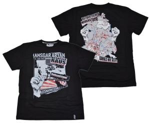 Ansgar Aryan T-Shirt Volksaufstand