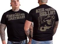 Ansgar Aryan T-Shirt Hartmann fällt klein aus