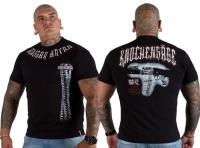 Ansgar Aryan T-Shirt Knochensäge MG 42 fällt klein aus