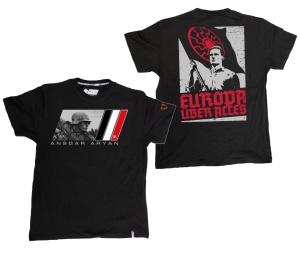 Ansgar Aryan T-Shirt Über Alles