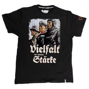 Ansgar Aryan T-Shirt Vielfalt