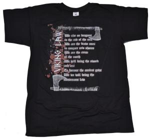 T-Shirt Viking Law B50343