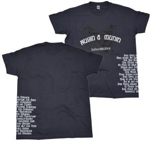 Wikinger T-Shirt Hugin & Munin
