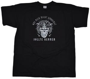 T-Shirt Was mich nicht umbringt G92