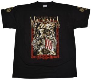 T-Shirt Wir sehen uns in Walhalla