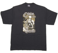 T-Shirt Odin statt Jesus