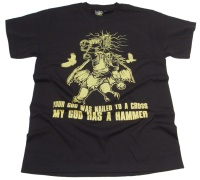 T-Shirt Your God My God
