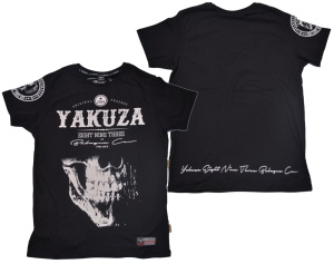 Yakuza Ink T-Shirt Daily Skull