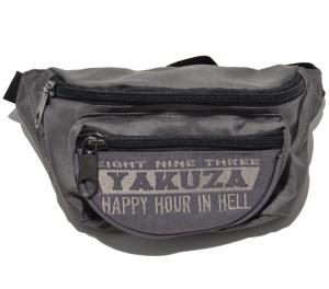 Yakuza Ink Gürteltasche/ Bauchtasche Happy Hour In Hell