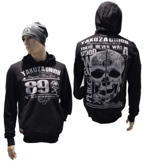 Yakuza Ink Kapuzensweatshirt 893 Union