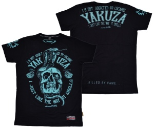 Yakuza Ink T-Shirt Addicted