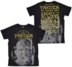 Yakuza Ink Streetwear T-Shirt Lonely Hunter TSB9004
