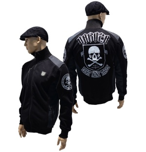 Yakuza Sweatjacke Cross Bones